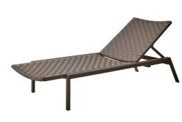 CHAISE LONGUE INCLINABLE PHENIKS