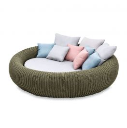 DAYBED SUNSET - COLORIS OLIVE
